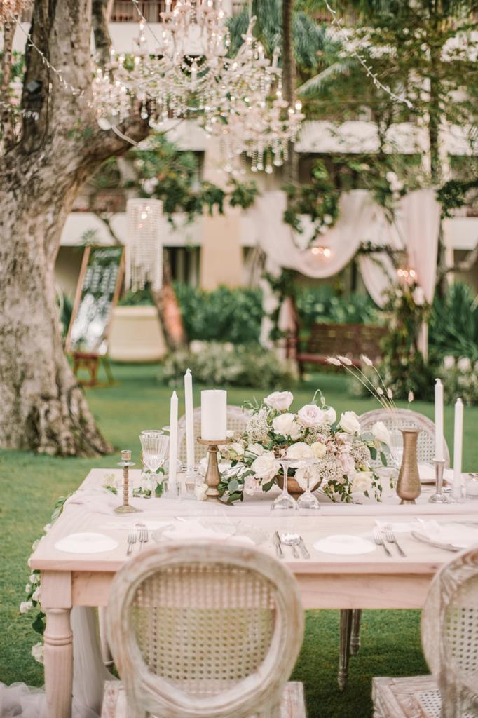 NATURAL ELEGANCE WEDDING at its finest